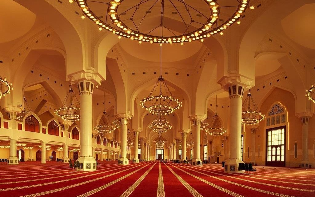 Les endroits les plus aimés et détestés d'Allah