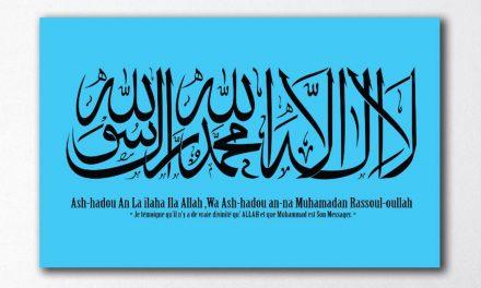 Celui qui se converti conserve ses bonnes actions accomplies avant l'islam