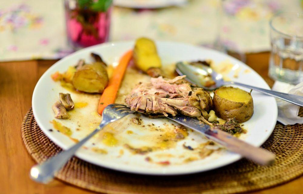 Le comportement à adopter devant un plat qui ne nous plait pas