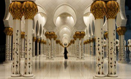 Laissez vos femmes se rendre a la mosquée !