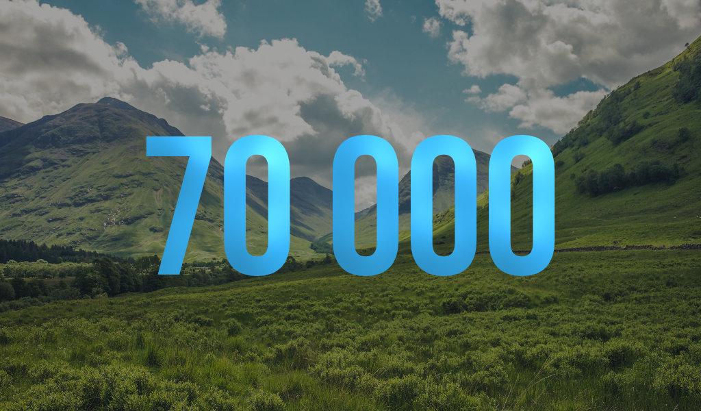 Les 70 000 qui entreront au Paradis sans jugement