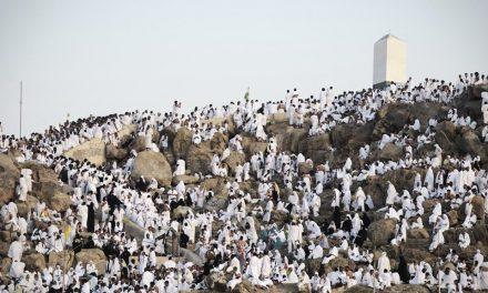 Il n'y a pas un jour durant lequel Allah affranchi autant de serviteurs du feu, que 'Arafat