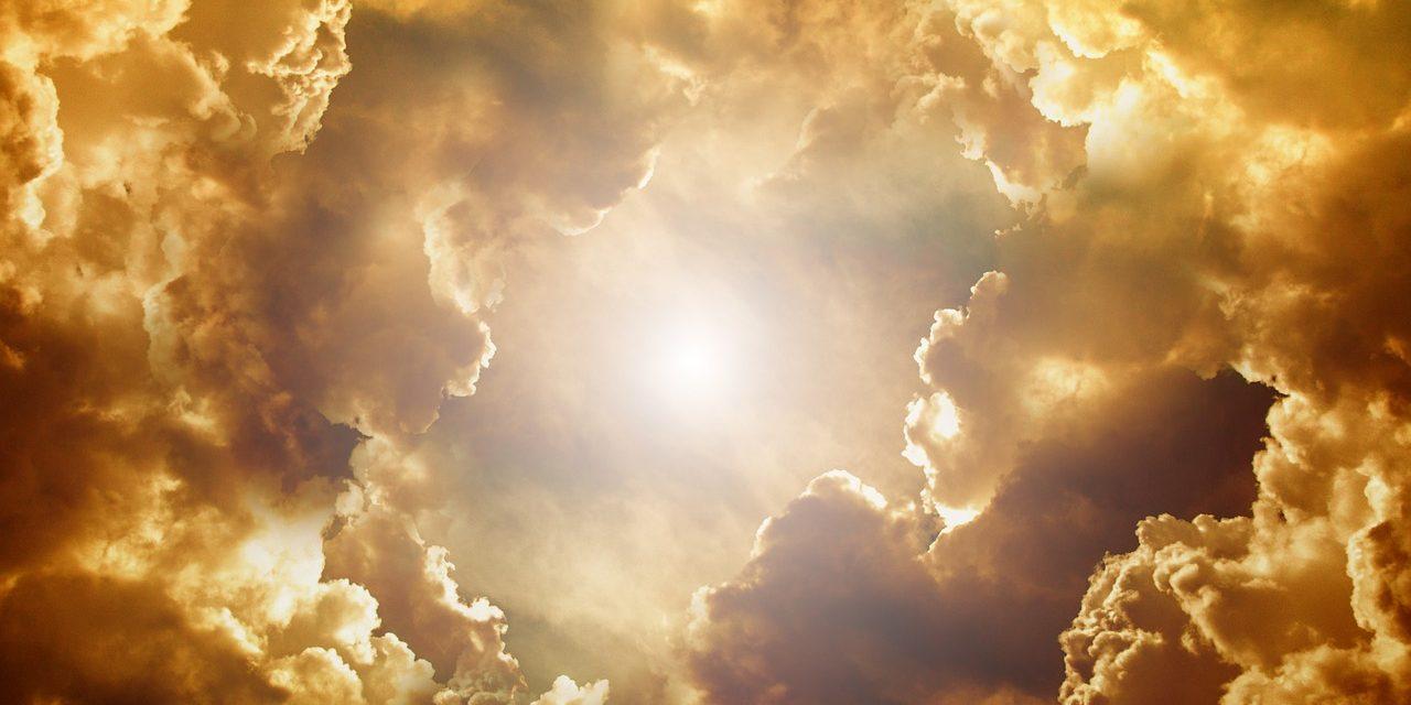 Le jour où le ciel a gémi