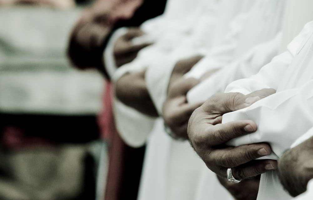 La prière en groupe est 23 à 30 degrés supérieurs à la prière chez soi