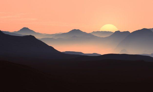 Le jour où le soleil se lèvera de son coucher