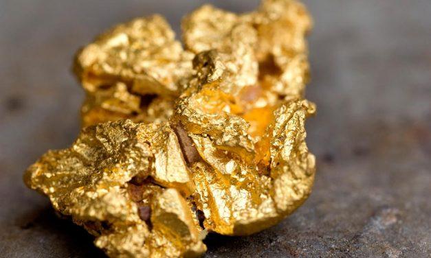 Le Prophète Ayyoub et les sauterelles en or