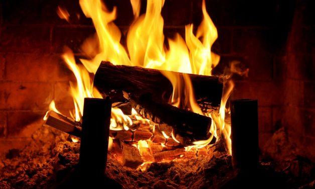 Je suis pour vous comme un homme qui a allumé un feu