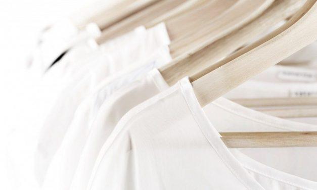Les meilleurs vêtements sont les vêtements blancs