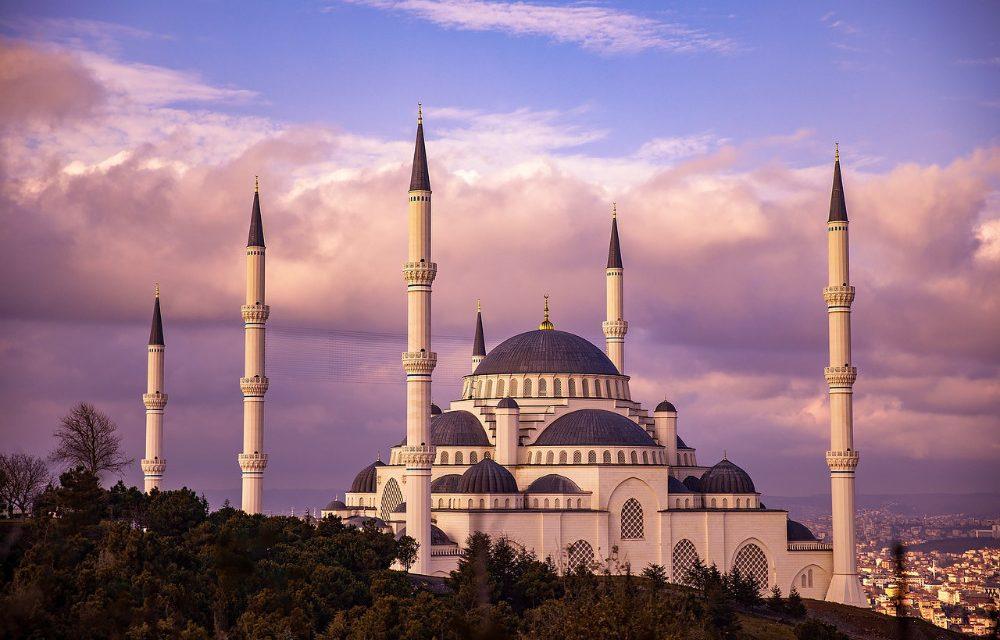 Celui qui construit une mosquée pour Allah, Allah lui construit…