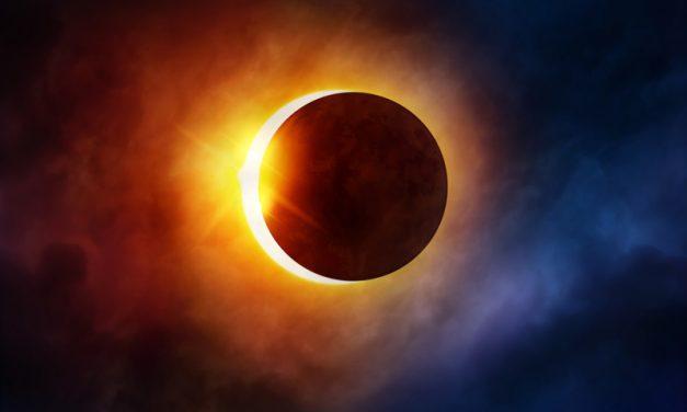 La prière de l'éclipse